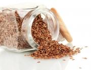 tisane e semi di lino